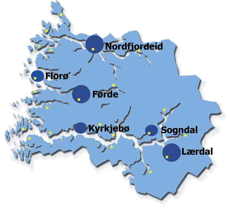 førde kart Kart   Helse Førde førde kart
