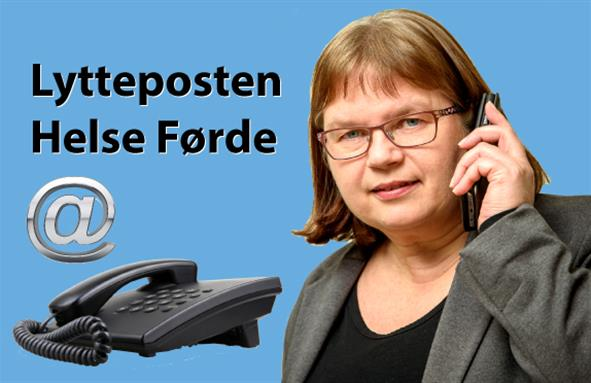 Ring eller send e-post til Lytteposten.